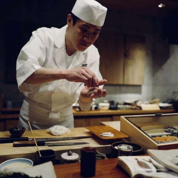 What is Omakase?
