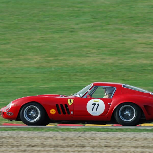 The Highest Selling Car in History: The Ferrari GTO