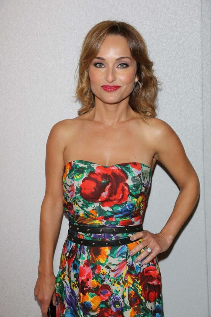 Giada De Laurentiis at a red carpet event