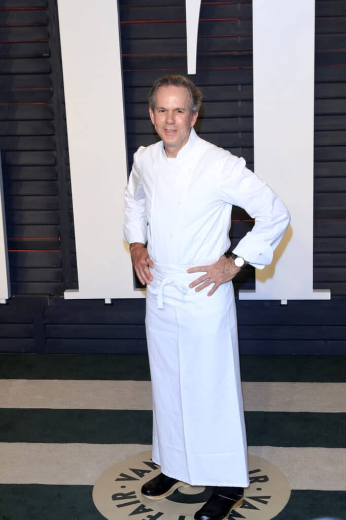 Thomas Keller at an event