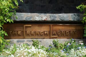 Outside of the French Laundry Restaurant